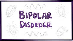 Bipolar disorder (depression & mania) - causes, symptoms, treatment & pathology