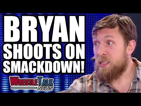 Daniel Bryan Footage WWE DON'T Want You To See!   WrestleTalk News Sept. 2017