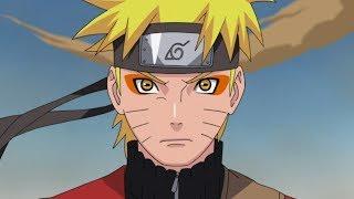 Naruto sennin bruto + despedida - Batalha dos sabios