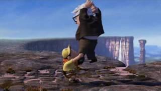 Pixar: Up - movie clip - Tepui Landing scene (HQ)