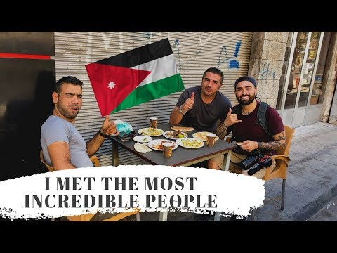 WELCOME TO JORDAN! - THIS IS AMMAN (FIRST IMPRESSIONS)