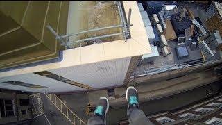 Cambridge Parkour POV - Rooftop Run thumbnail