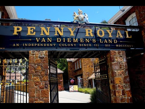 Penny Royal Launceston, Tasmania, Australia.