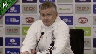 Fixture schedule an absolute joke Everton 1 3 Manchester United Ole Gunnar Solskjaer