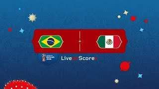 BRAZIL VS MEXICO 2018 LIVE WORLD CUP ♛ KNOCKOUT STAGE 1/8 RADAR GPS TECHNOLOGY TYPES LIVE FOOTBALL