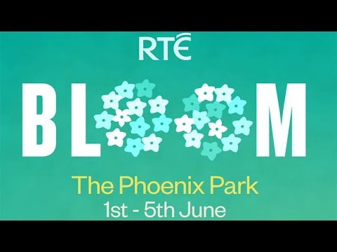 RTÉ at Bloom 2017
