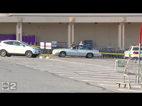1 dead in officer-involved shooting at Giant Food in Catonsville