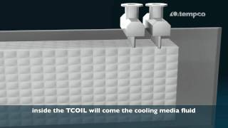 Heat Exchangers To Cool A Fluid Tanks - T Coil