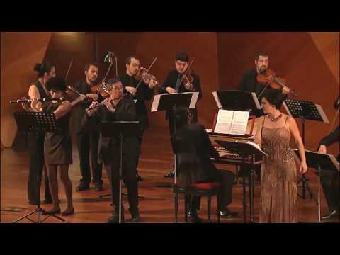 Zarzuela Barroca-Nebra / Montaño-Susana Cordón-La Madrileña (on Period Instruments)