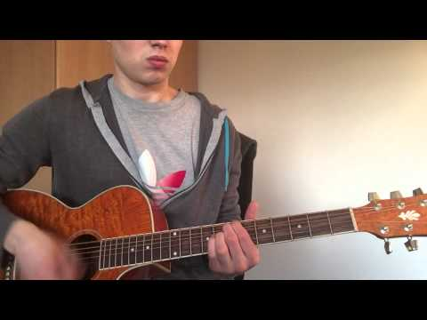 Guitar Cover Straightjacket Feeling  The All-American Rejects
