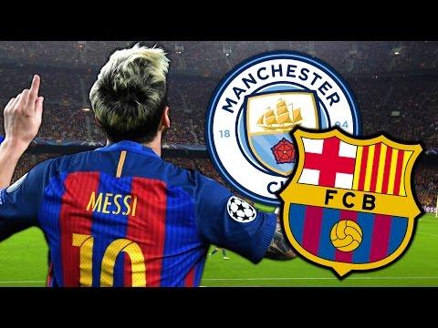 Barcelona vs Manchester City | Incredible Seats At Camp Nou! | VLOG