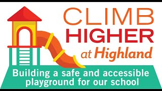 Climb Higher at Highland Fundraiser Video Long