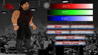 Wrestling Revolution: How to make Roman Reigns