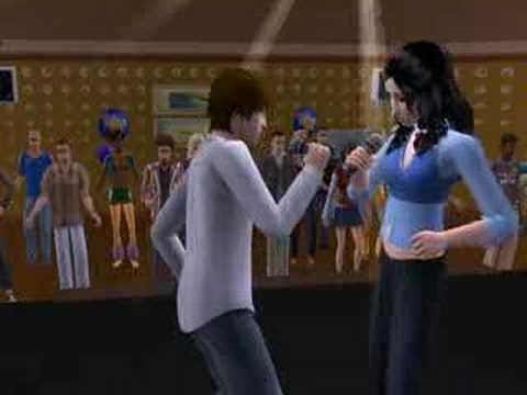 High school musical - Start of Something New (The Sims 2)