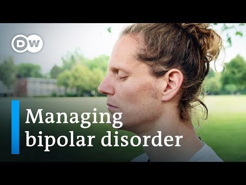 Living with bipolar disorder: Maarten opens up   DW Documentary
