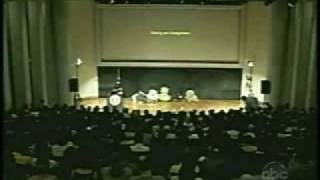 Randy Pausch (The Last Lecture) April 2008 interview part 5