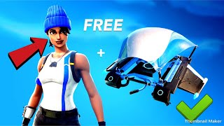 How to get the new skin fortnite for free [NO FAKE]
