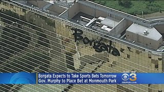 Borgata To Take First Sports Bets On Thursday