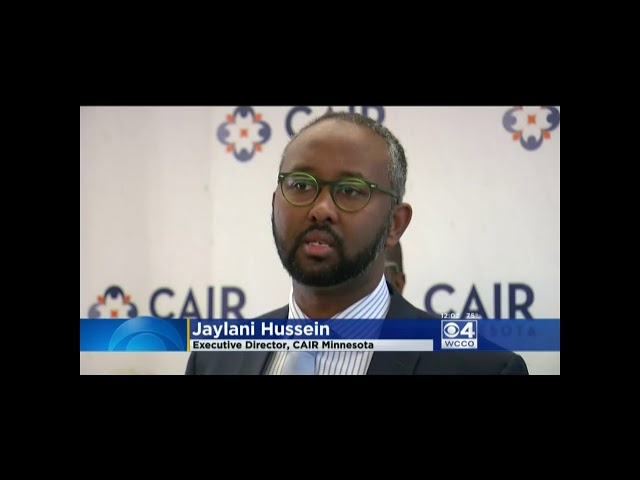 Video: CAIR-MN Holds Joint News Conference on Status of TPS for Somalia