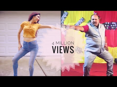 Aap Ke Aa Jane Se Song Dance Performance Viral Dabbu Uncle