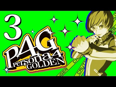 Persona 4 Golden [HARD] : Part 3 [Magical People!]