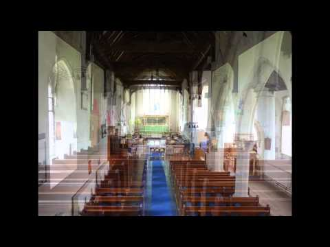 The history of St John the Baptist's church Barham