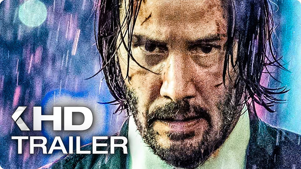 John Wick 3 Trailer German Deutsch 2019 Youtube