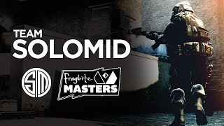 Team SoloMid @ Fragbite Masters 2015