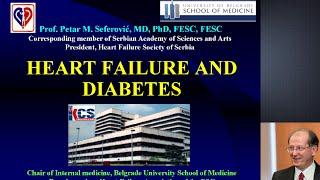 Сердечная недостаточность и диабет.Heart failure and diabetes.2015 [ХСН/Сахарный диабет]