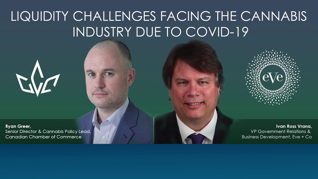 Liquidity Challenges Facing the Cannabis Industry due to COVID-19