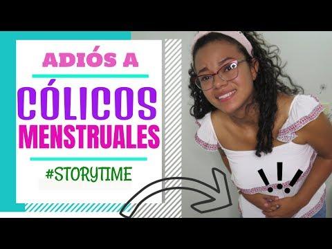 ADIÓS A LOS CÓLICOS MENSTRUALES #Storytime