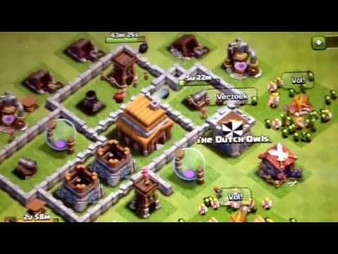 Clash of clans cheats nl 2014