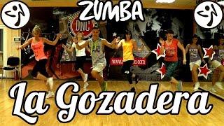 Zumba Fitness - La Gozadera by Gente De Zona feat Marc Anthony #ZUMBA #ZUMBAFITNESS