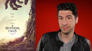 A Monster Calls - Movie Review