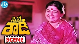 City Rowdy Movie Scenes - Rajasekhar Promises To Marry Madhavi || M Karnan || Sankar Ganesh