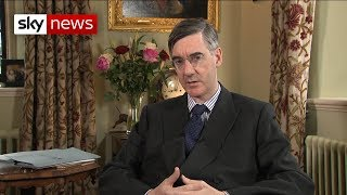 Rees-Mogg: PM has made 'active choices' to stop Brexit