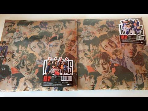 Unboxing NCT 127 엔시티 127 2nd Mini Album Limitless 無限的我 무한적아 (Version A & C)