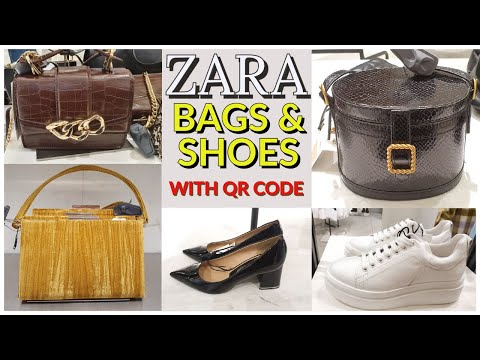 ZARA BAGS & SHOES WOMANS  COLLECTION | #ZARA #BAGS #SHOES #ACCESSORIES #FASHION AND COLLECTION