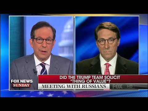 "Jay Sekulow to Chris Wallace: ""The President of the United States is NOT suspect at all"""