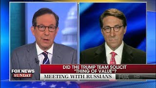 Jay Sekulow to Chris Wallace: