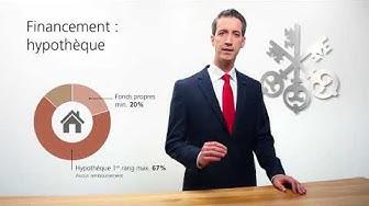 Hypothèques conseils, outils et calculateur UBS Suisse