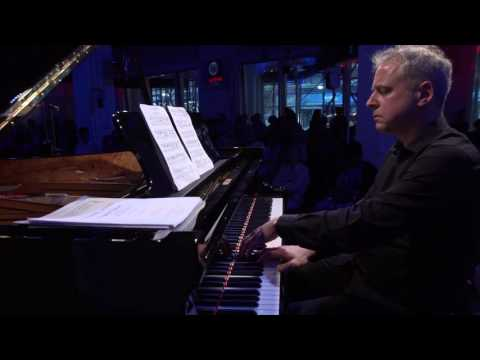 Jeremy Denk Performs Brahms 'Intermezzo in B minor, Op  119, No  1'