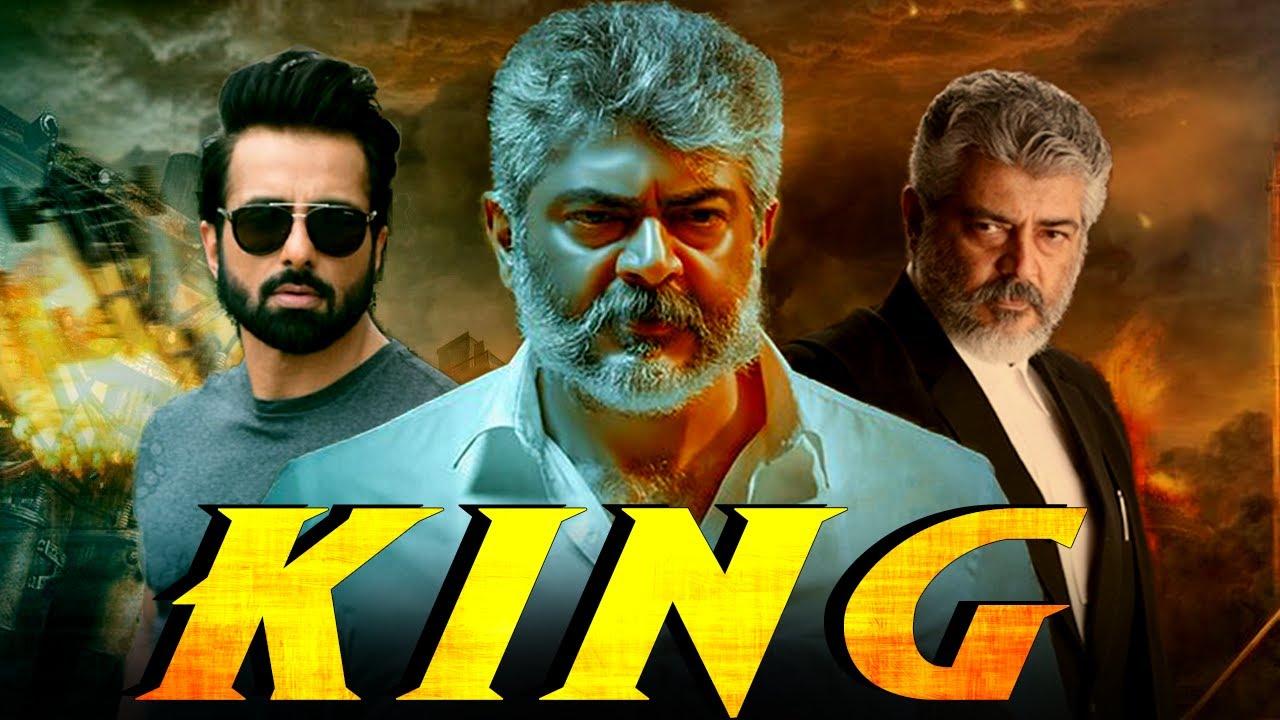 Download King Full South Indian Hindi Dubbed Movie | Ajith Kumar Movies In Hindi Dubbed