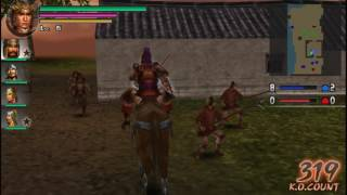 Dynasty Warriors Vol. 2 - Battle of He Fei | Wu Musou Mode