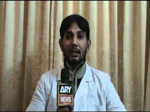 UK Rehab Report on ARY NEWS by Shehzad Hassan Awan...