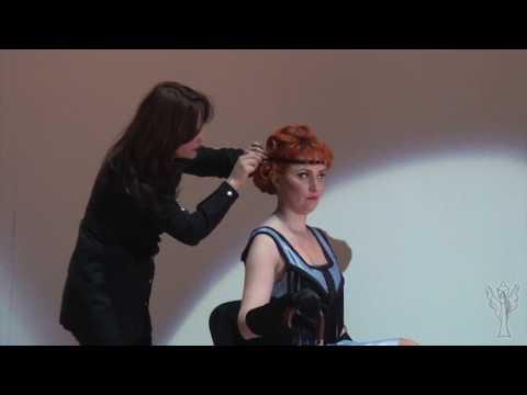 Шоу причесок  от команды парикмахеров с Румынии!