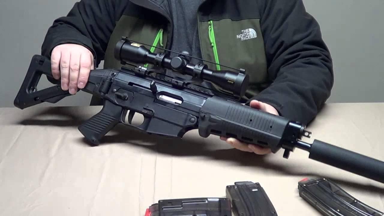 Sig 522 Commando Review Youtube