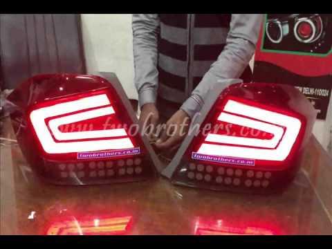 Honda Mobilio Amaze Brio Bmw Style Led Tail Lights If U