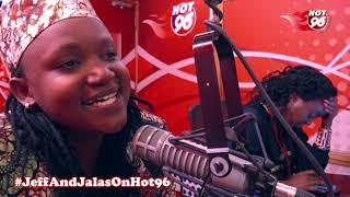 Fena Gitu on inspiration to her song Doing her thing tho