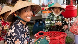 Vietnam    Minh Luong Village Market    Kien Giang Province